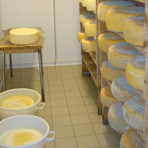 affinage du fromage Bargkass