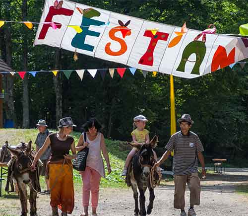 festival de l'âne Munster Metzeral